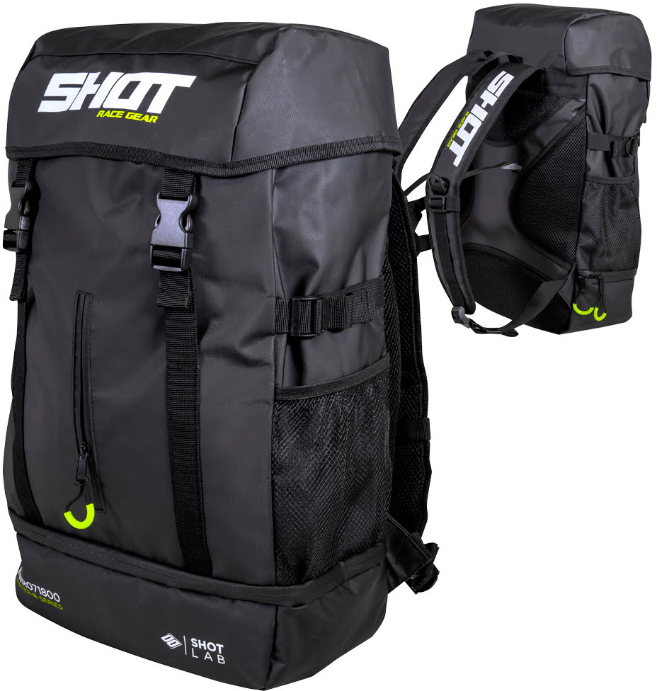 Mochila Shot BACK PACK CLIMATIC