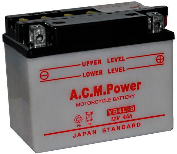 BATERIA ACM POWER YB3L-B