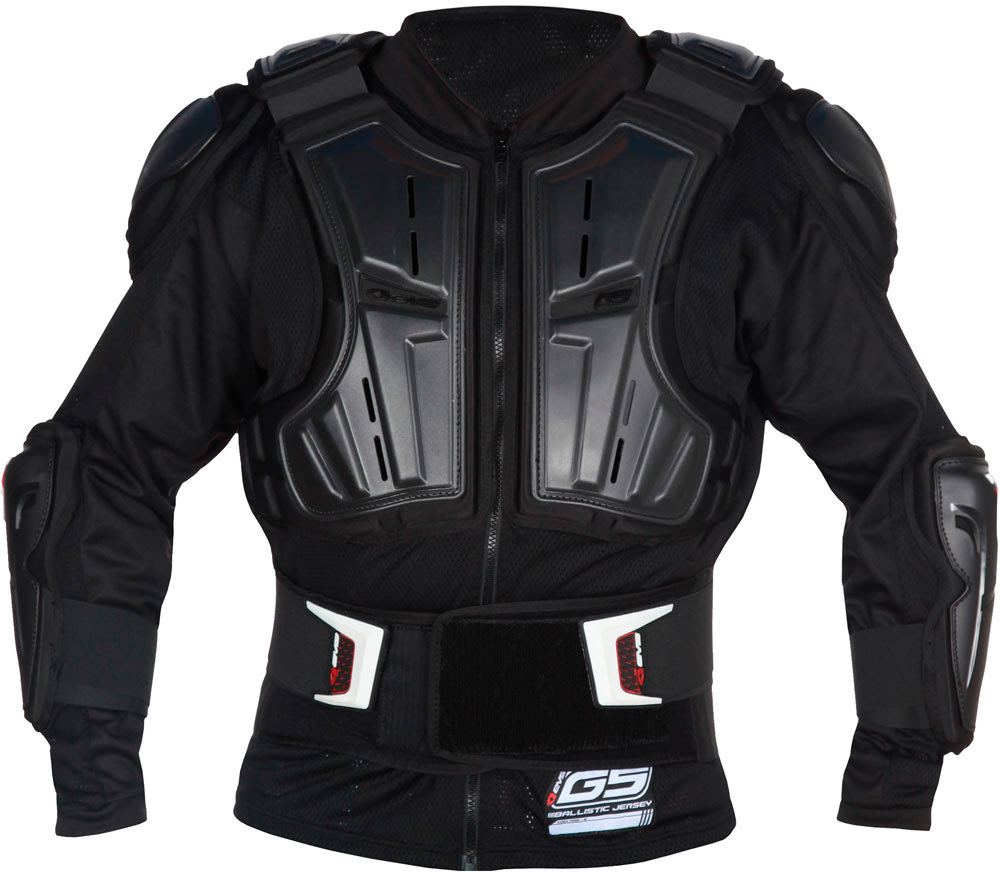 COLETE PROTECTOR EVS G5 BALLISTIC JERSEY M