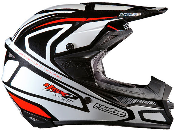 CAPACETE ENDURO-CROSS HSX-2 SMOOTH