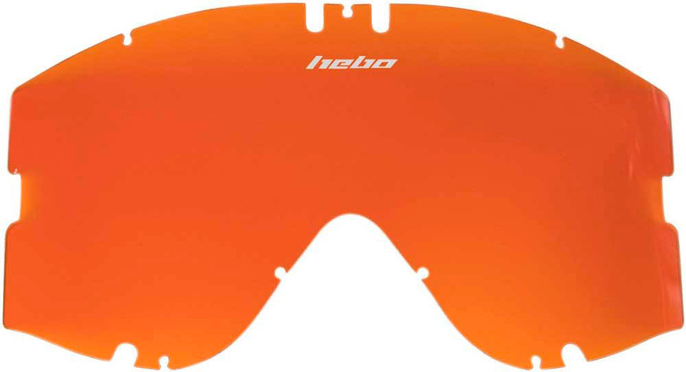 Lente de oculos Hebo HIGH-V & MEDIUM-V Laranja