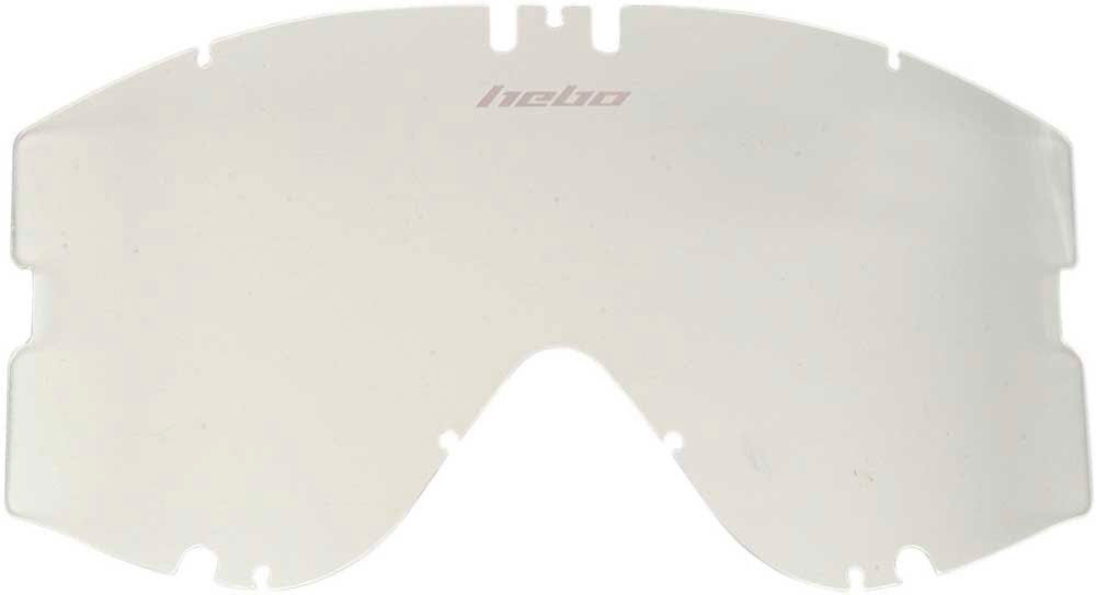 Lente de oculos Hebo HIGH-V & MEDIUM-V Transparente