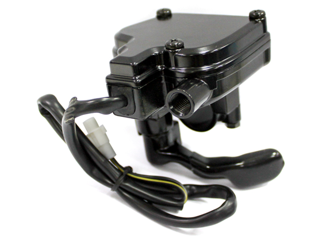 ATV Thumb Throttle Assembly