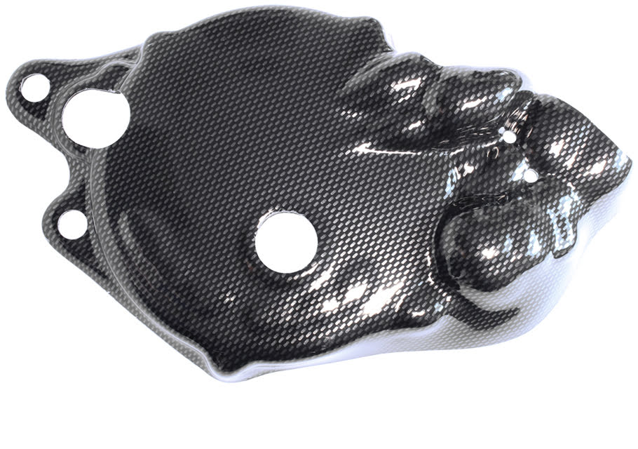 CLUTCH AND WATERPUMP COVER GASGAS 02-14