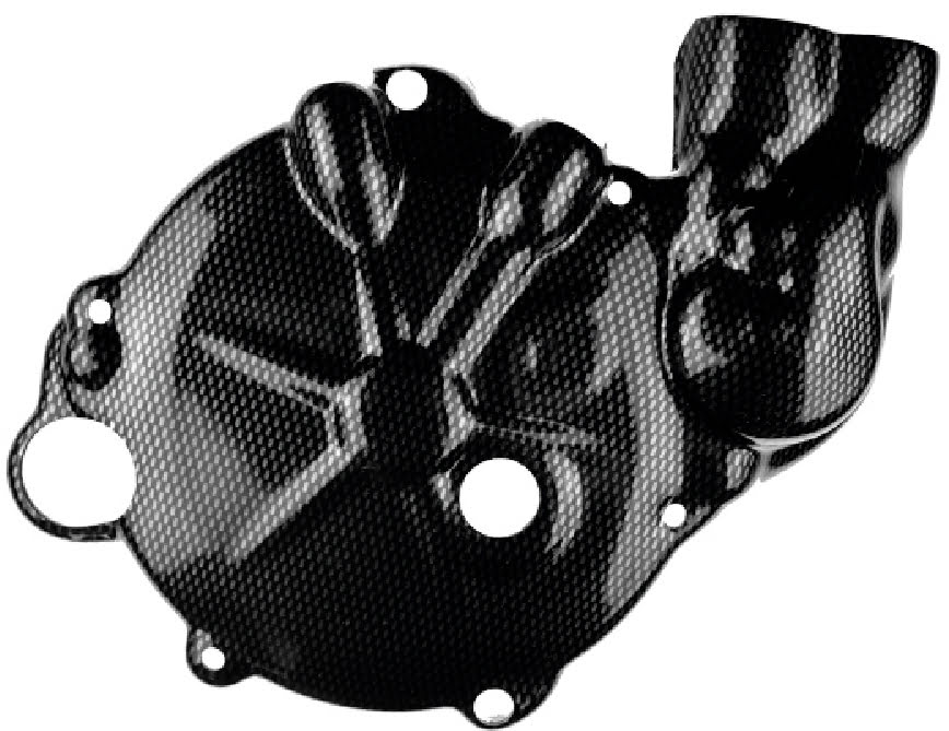 CLUTCH AND WATERPUMP COVER GAS-GAS TXT/PRO 17-19